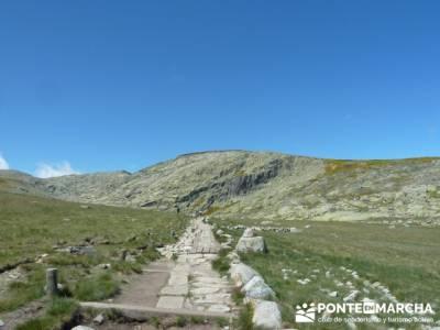 Parque Regional Sierra de Gredos - Laguna Grande de Gredos;senderismo madrid singles;viajes cultural